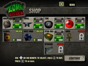 Zombii Attack Review - Screenshot 3 of 3