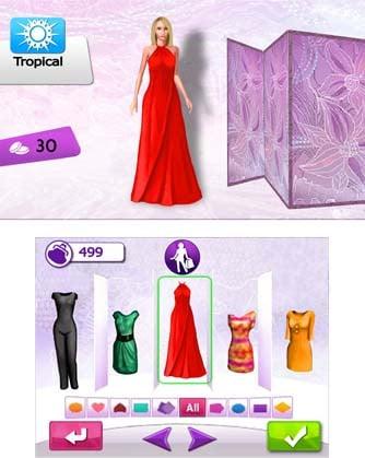Imagine Fashion Designer Review 3ds Nintendo Life