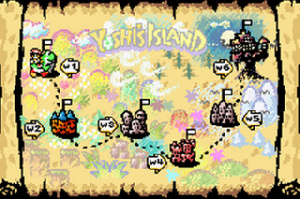 Super Mario Advance 3: Yoshi's Island Review - Screenshot 4 of 5