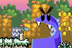 Super Mario Advance 3: Yoshi's Island Review - Screenshot 1 of 5