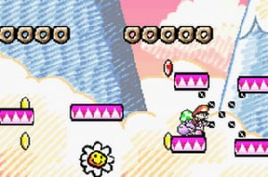 Super Mario Advance 3: Yoshi's Island Review - Screenshot 2 of 5
