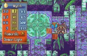 Fire Emblem: The Sacred Stones Review - Screenshot 1 of 4