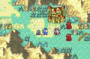 Fire Emblem: The Sacred Stones Review - Screenshot 1 of 3