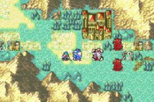 Fire Emblem: The Sacred Stones Review - Screenshot 1 of 4