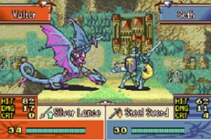 Fire Emblem: The Sacred Stones Review - Screenshot 3 of 4