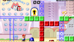 Mario vs. Donkey Kong Screenshot