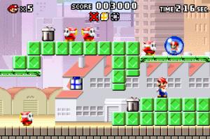 Mario vs. Donkey Kong Review - Screenshot 1 of 4