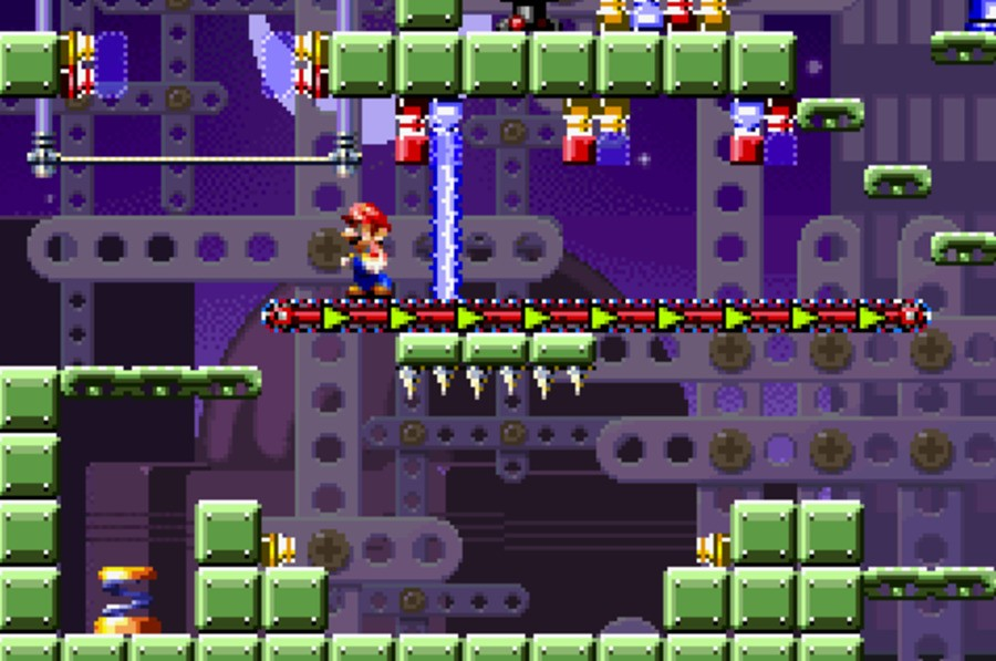 Mario vs. Donkey Kong Screenshot