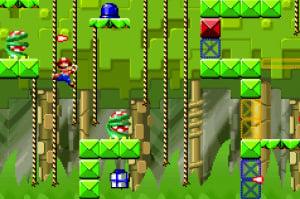 Mario vs. Donkey Kong Review - Screenshot 4 of 4