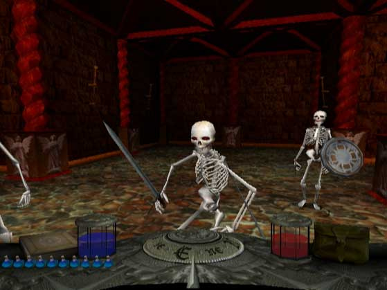 Stonekeep: Bones of the Ancestors Screenshot