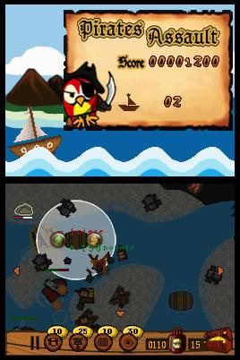 Pirates Assault Screenshot
