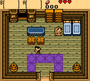 The Legend of Zelda: Oracle of Ages Review - Screenshot 4 of 6