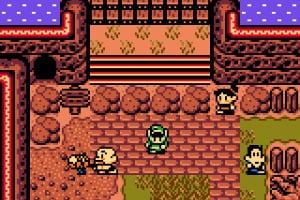 The Legend of Zelda: Oracle of Ages Screenshot
