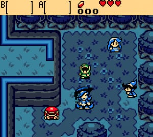 The Legend of Zelda: Oracle of Ages Review - Screenshot 3 of 7