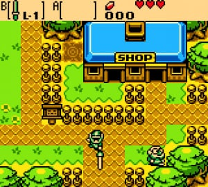 The Legend of Zelda: Oracle of Ages Review - Screenshot 4 of 7
