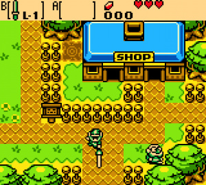 The Legend of Zelda: Oracle of Ages Review - Screenshot 7 of 7