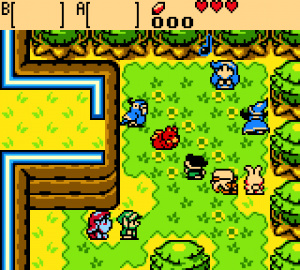 The Legend of Zelda: Oracle of Ages Review - Screenshot 3 of 6