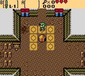 The Legend of Zelda: Oracle of Ages Review - Screenshot 1 of 6