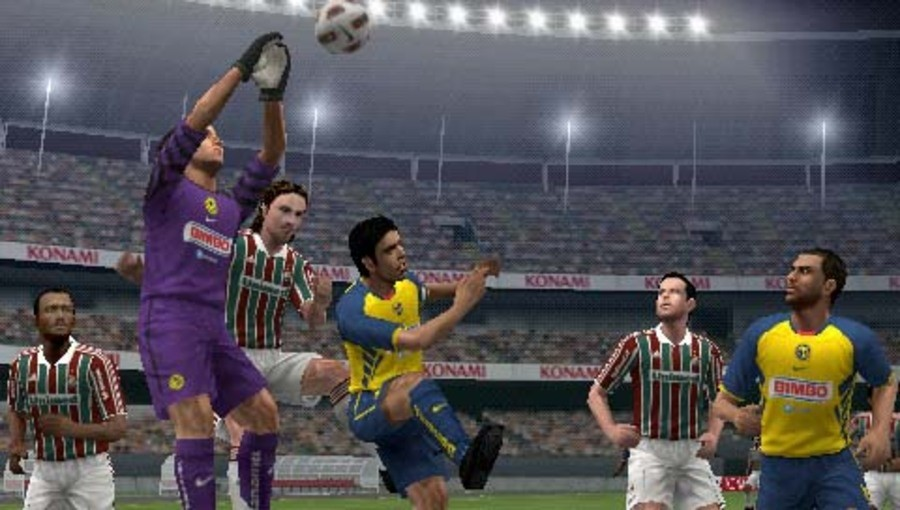 PES 2012 3D Screenshot