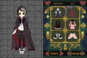 Anne's Doll Studio: Gothic Collection Screenshot