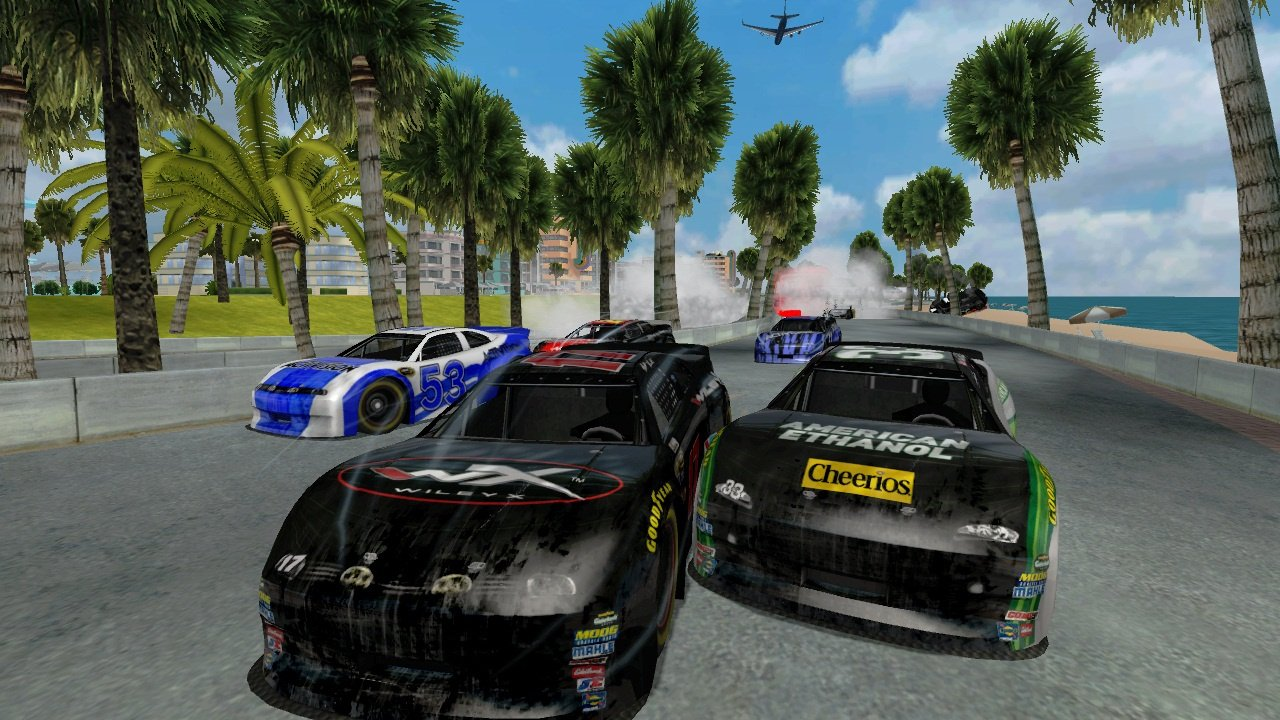 NASCAR Unleashed Screenshot