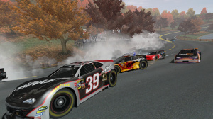 NASCAR Unleashed Review - Screenshot 3 of 4