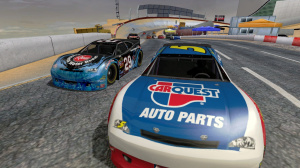 NASCAR Unleashed Review - Screenshot 2 of 4