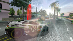NASCAR Unleashed Review - Screenshot 1 of 3