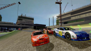 NASCAR Unleashed Review - Screenshot 2 of 3
