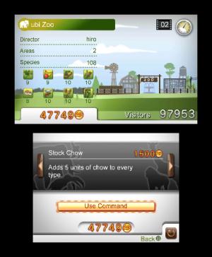 Zoo Resort 3D Review - Screenshot 3 of 4