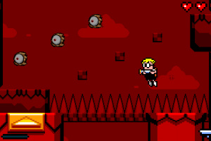 Mutant Mudds Screenshot