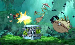 Rayman Origins Review - Screenshot 1 of 3