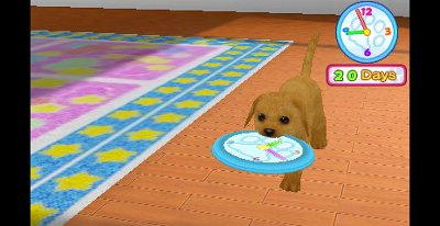 Puppies World 3D Review (3DS) | Nintendo Life