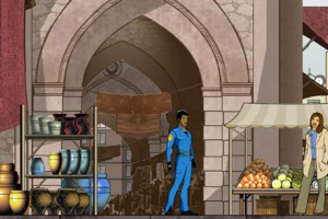 Carmen Sandiego Adventures in Math: The Case of the Crumbling Cathedral Screenshot