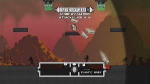 Newton Vs The Horde Review - Screenshot 2 of 5