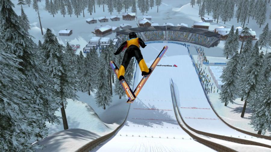 Winter Sports 2012: Feel the Spirit Review - Screenshot 2 of 3