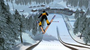 Winter Sports 2012: Feel the Spirit Review - Screenshot 3 of 4