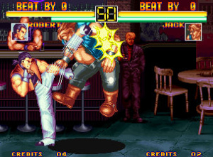 Art Of Fighting Review - Screenshot 5 of 5
