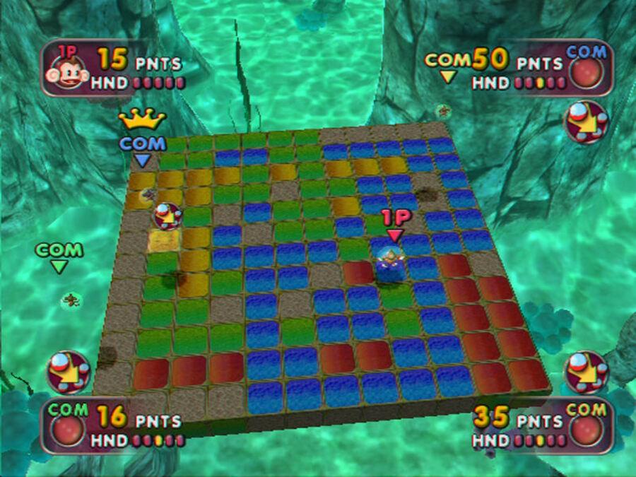 Super Monkey Ball Adventure Screenshot