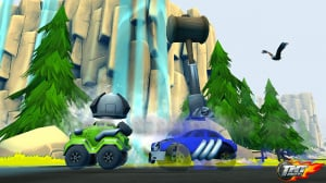 TNT Racers Review - Screenshot 1 of 5