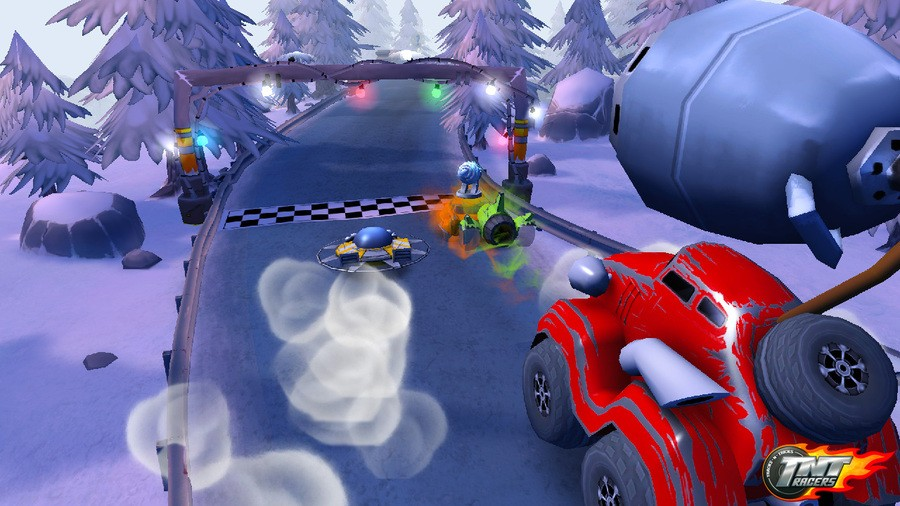 TNT Racers Screenshot