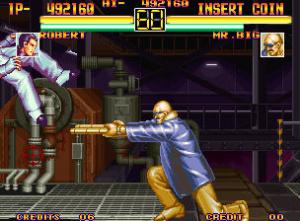 Art Of Fighting Review - Screenshot 1 of 5