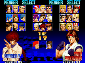 The King of Fighters '97 Review - Screenshot 2 of 2