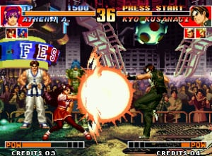 The King of Fighters '97 Review - Screenshot 1 of 2