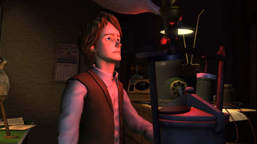 Back to the Future: The Game Review - Screenshot 2 of 4