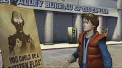Back to the Future: The Game Screenshot