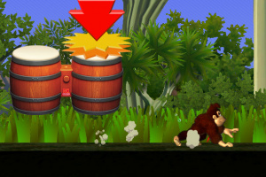 Donkey Kong Jungle Beat Screenshot
