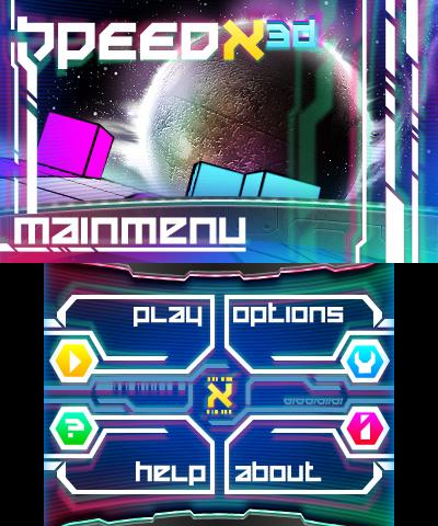 SpeedX 3D Screenshot