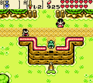 The Legend of Zelda: Oracle of Seasons Review - Screenshot 4 of 5