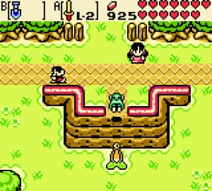 The Legend of Zelda: Oracle of Seasons Review - Screenshot 2 of 5